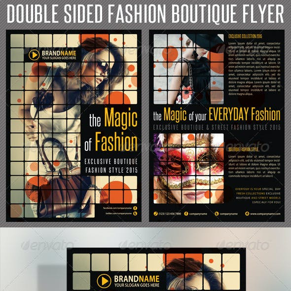 Fashion Product Flyer 05