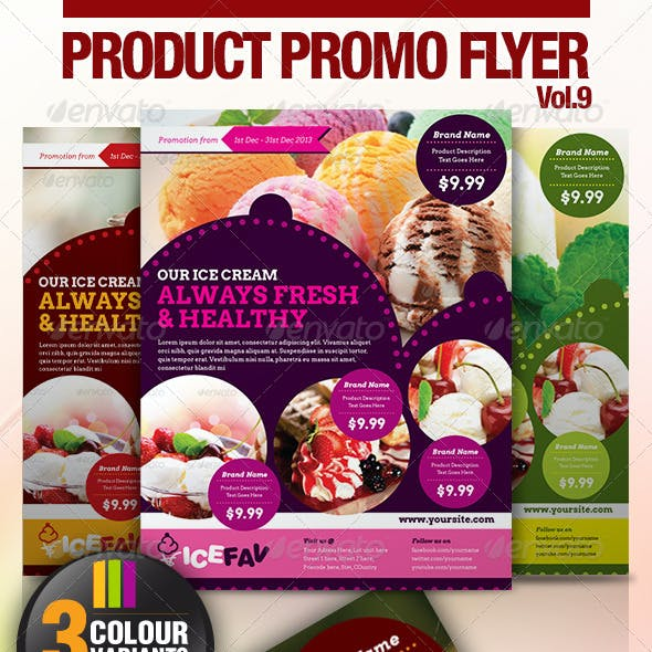 Multi-Purpose Product Promotion Vol.9