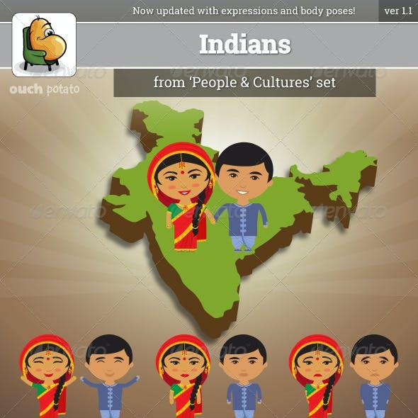 Indians Ver 1.1