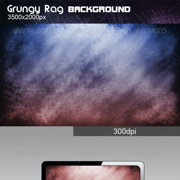 Grungy Rag Background