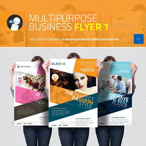 Multipurpose Business Flyer 1
