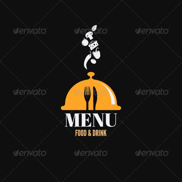 Menu Food and Drink Design