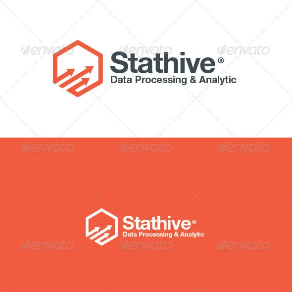 Stat Hive Data Analytic Logo