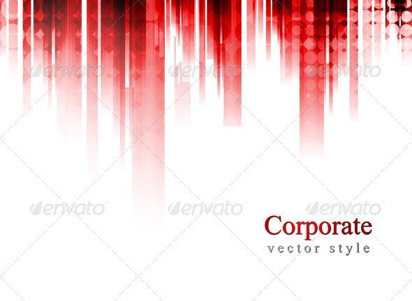 Grunge Stripes Background - Backgrounds Decorative
