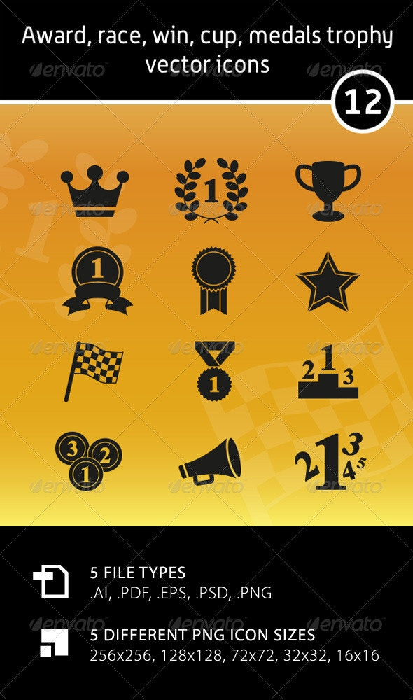 23 Best Character Icons  for April 2019