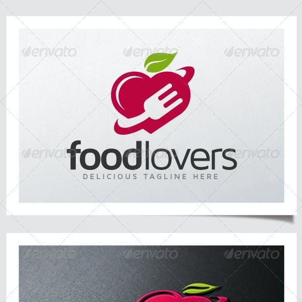 Food Lovers Logo