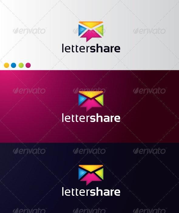 Lettershare - Symbols Logo Templates