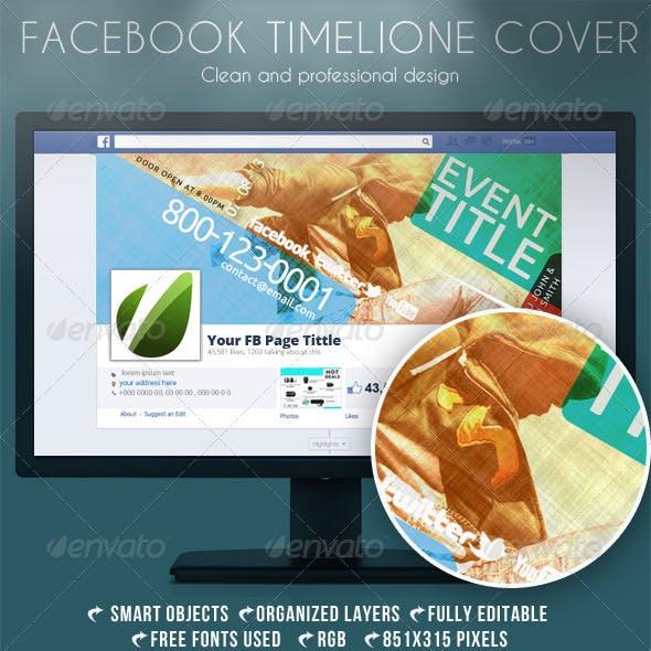 Event Facebook Timeline Cover