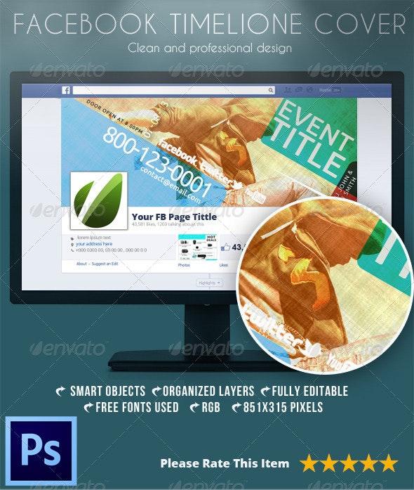 Event Facebook Timeline Cover - Facebook Timeline Covers Social Media