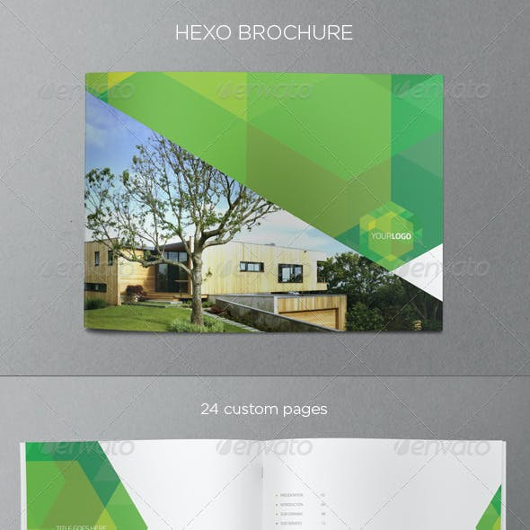 Real Estate Ecologic Brochure