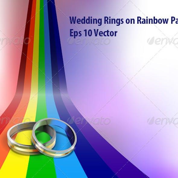 Gay Weding Rings