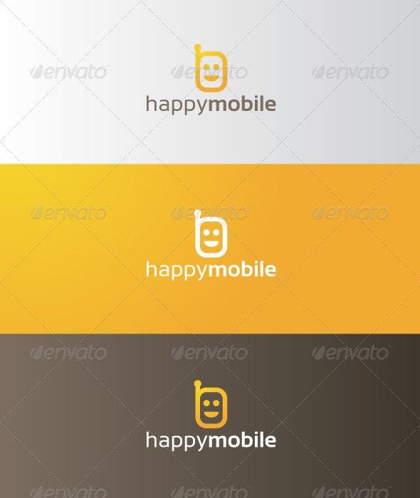 Happymobile - Symbols Logo Templates