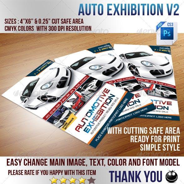 Auto Exhibition V2