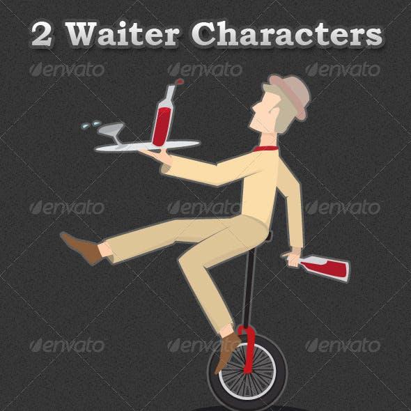 2 Crazy Waiters
