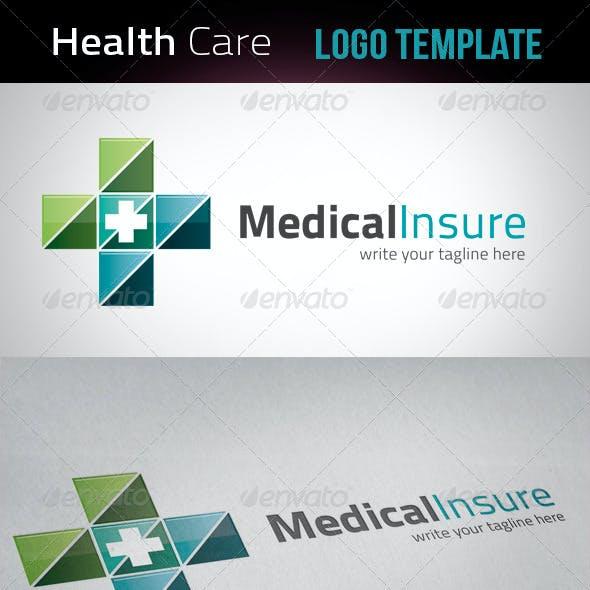 Doctor - Health Care Logo Template