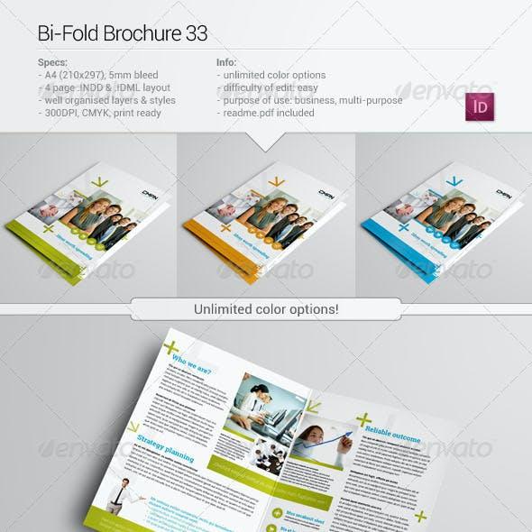 Bi-Fold Brochure 33