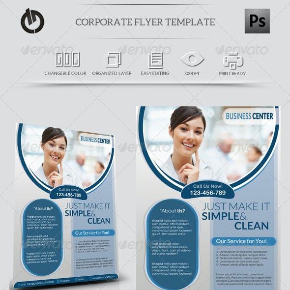Multi Purpose Flyer Template