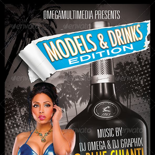 Models and Drinks