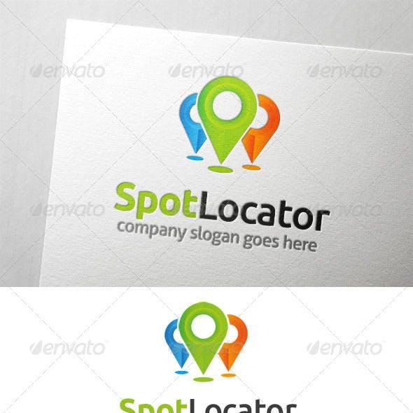 Spot Locator Logo