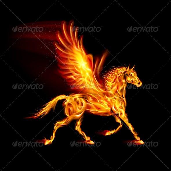 Fire Pegasus