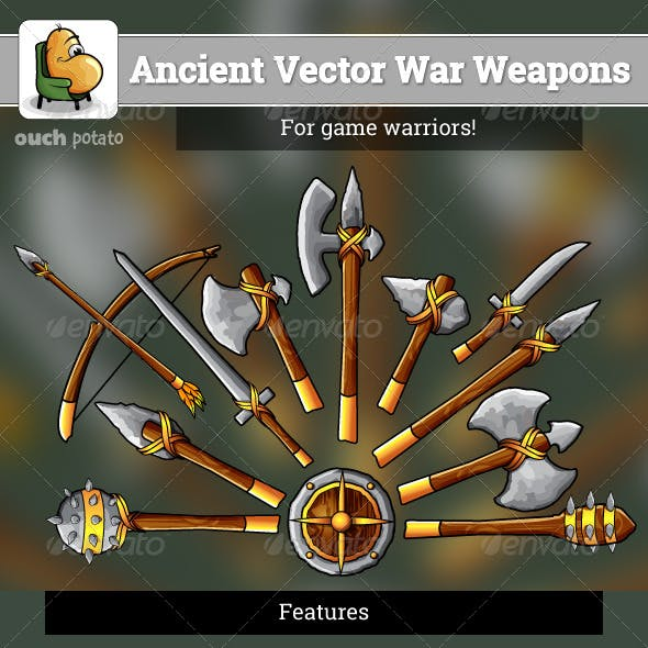 Ancient Vector War Weapons