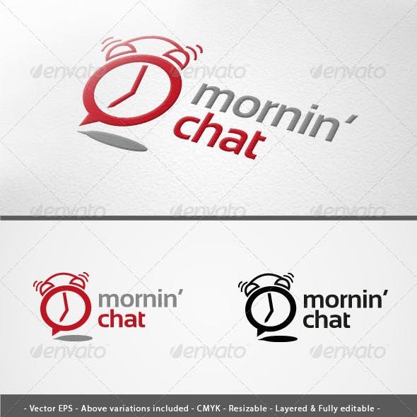 Mornin' Chat Logo