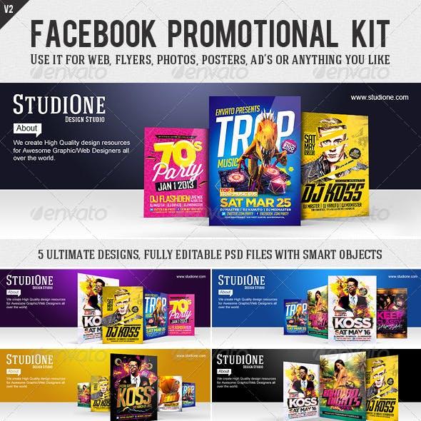 FB Promotional Kit V2