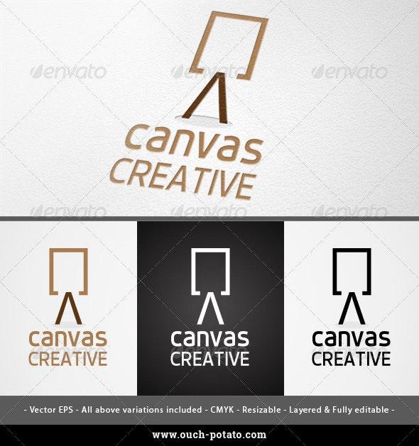 Canvas Creative Logo - Objects Logo Templates