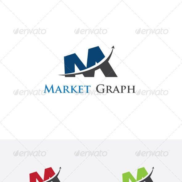 M Letter Market Logo