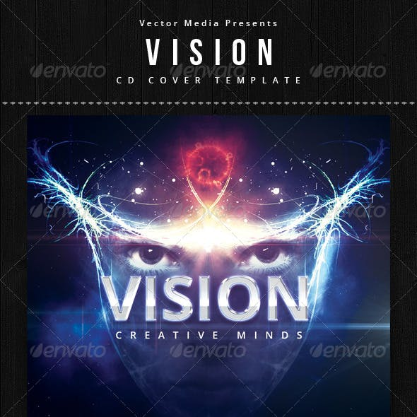 Vision - Cd Cover