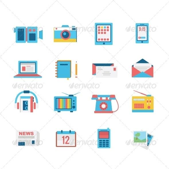 Media Icons - Media Icons