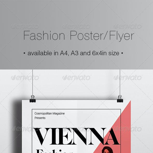 Fashion Poster / Flyer