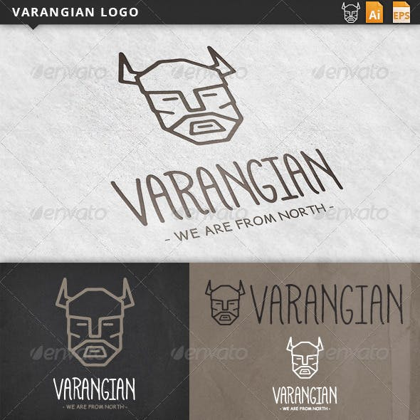 Viking Logo Graphics, Designs & Templates from GraphicRiver