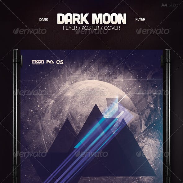 Dark Moon Flyer