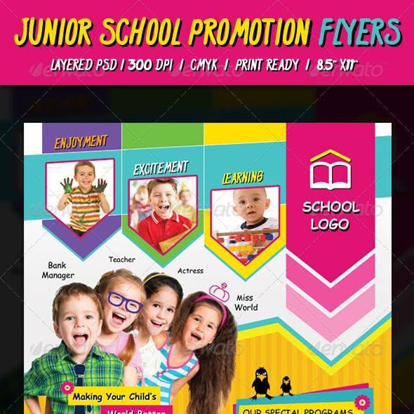 Junior School Promotion