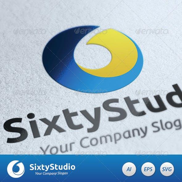 Sixty Studio Logo