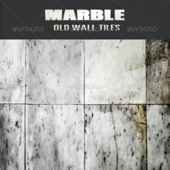 Old Marble Wall