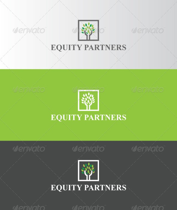 Equity Partners - Letters Logo Templates