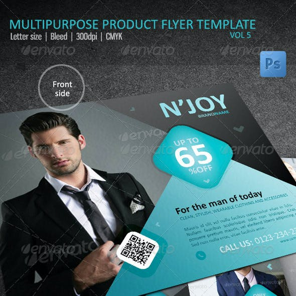 Product Flyer - Multipurpose