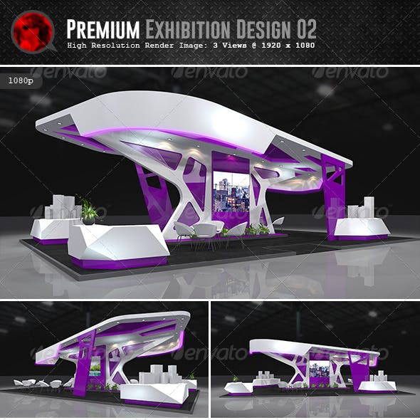 Premium Exhibition Design 02