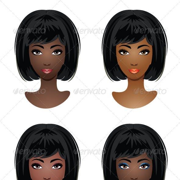 Makeup for African-American Women