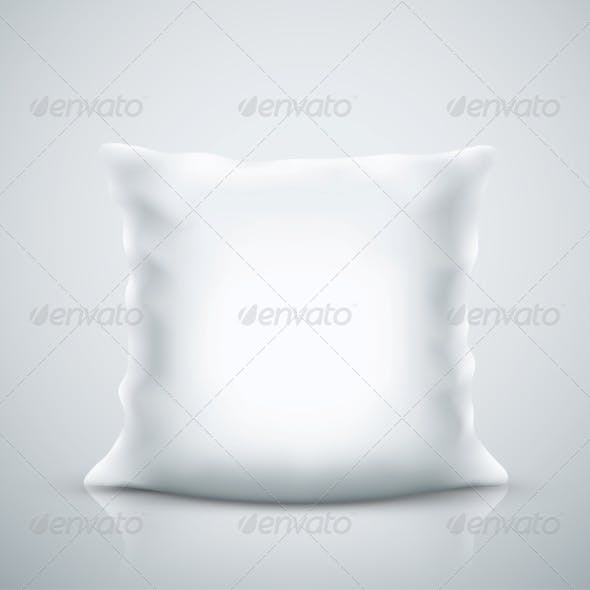 Isolated Pillow