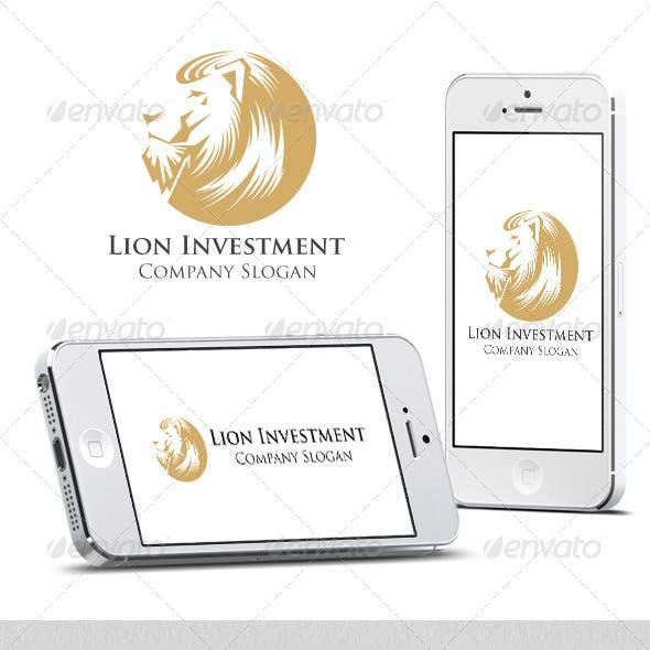 Lion Investment Logo