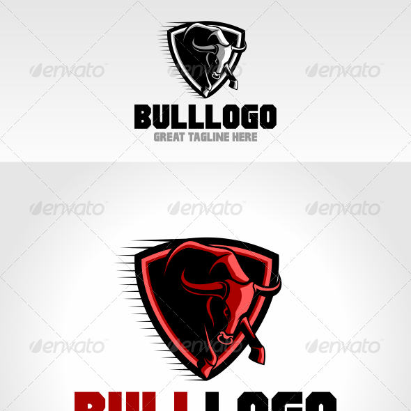 Bulllogo Logo Template