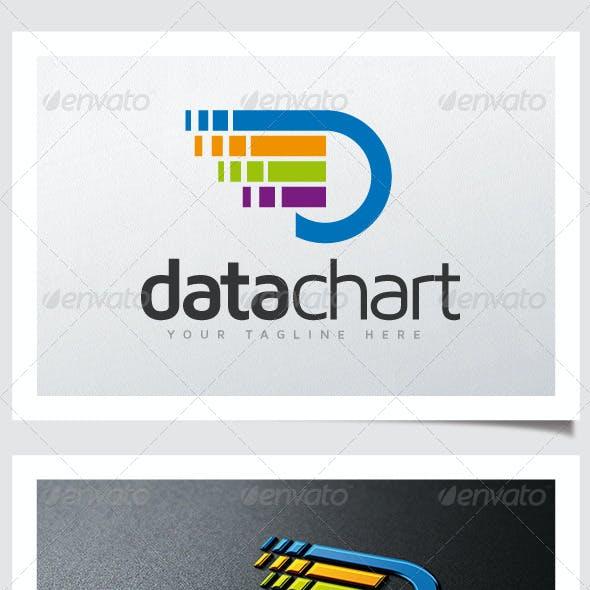 Data Chart Logo