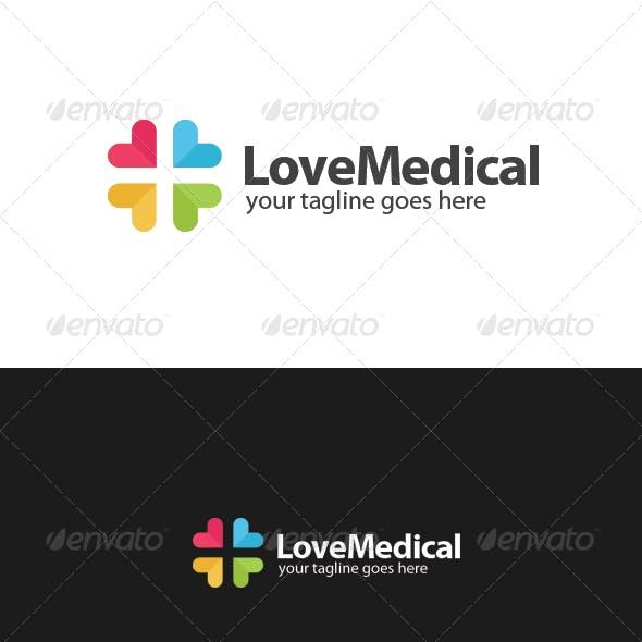 Love Medical Logo