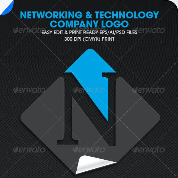 Networking and Technology Logo