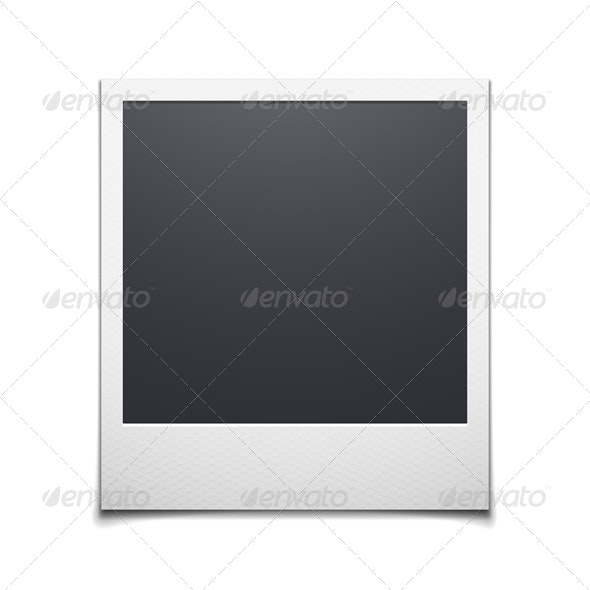 Photo Frame - Objects Vectors