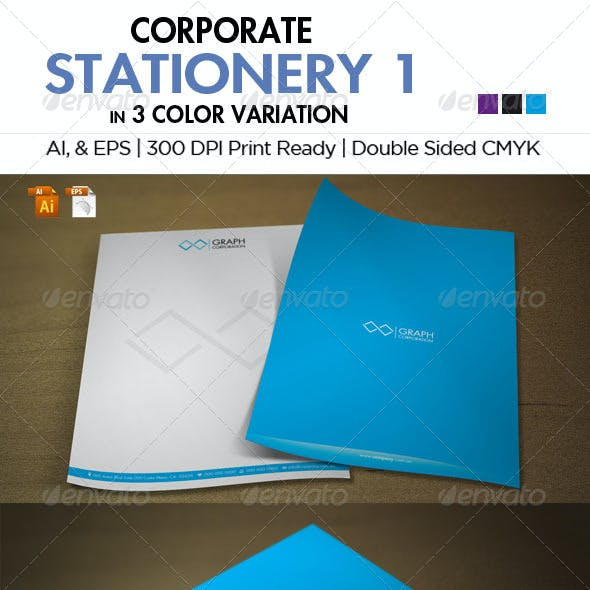 Corporate Stationery 1