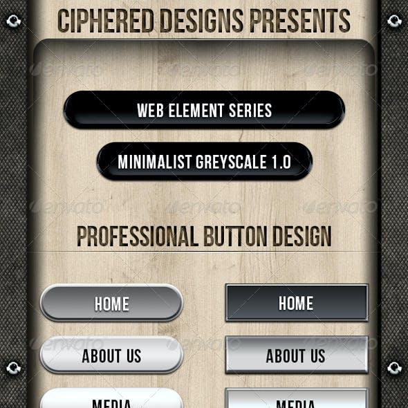 Web Element Series - Minimalist Greyscale 1.0